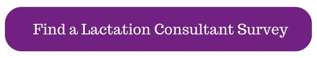 Find a Lactation Consultant Survey (1)