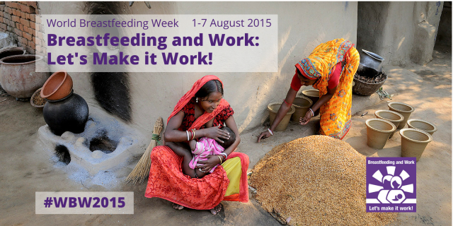 World Breastfeeding Week_