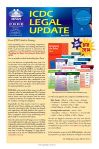 International Code Document Center legal update